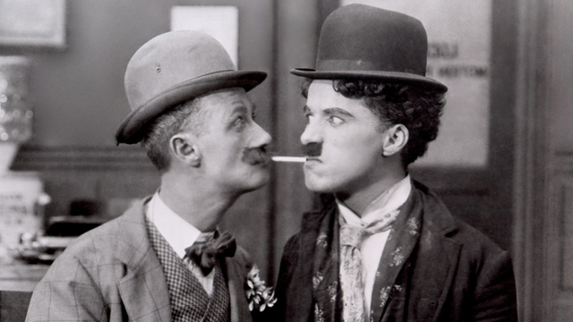 His new job was the first of the Charlie Chaplin shorts at Essanay.