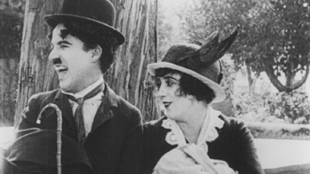 His Trysting Place is one of the original Keystone Charlie Chaplin shorts.