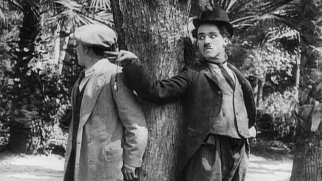 20 Minutes to Love is one of the Keystone Charlie Chaplin shorts.
