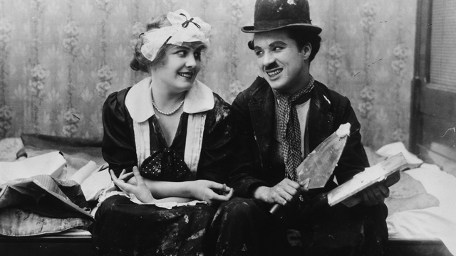 Work is another of the Charlie Chaplin shorts made at Essanay.